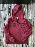 Used PINK VS hoodie size Large for women in Dubai, UAE