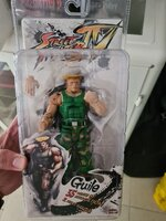 Used NECA Street fighter IV Guile in Dubai, UAE