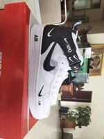 Used Nike airforce, white, size 43 in Dubai, UAE