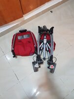 Used Quinny Zapp Xtra 2.0 Small Size in Dubai, UAE