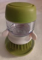 Used New soap dispensing dish scrub very nice in Dubai, UAE