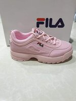 Used Fila, pink,sizes 36 to 41 in Dubai, UAE
