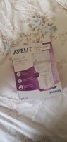 Used Breask milk storage bags avent in Dubai, UAE