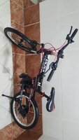 Used VLRA Foldable Children's Sports Bicycle in Dubai, UAE