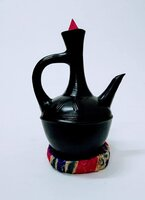 Used Handmade clay coffee pot in Dubai, UAE