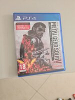 Used Metal Gear Solid V Definitive Experience in Dubai, UAE