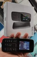 Used Nokia new packed,, 106mbl dual SIM in Dubai, UAE
