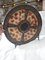 "Used Antique adore big plate home decoration"" in Dubai, UAE"