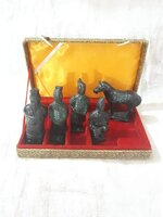 "Used Antique Chinese old statue soldiers""army in Dubai, UAE"
