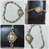 "Used Antique""1940's Swiss Vintage gold watch, in Dubai, UAE"