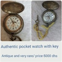 "Used Antique Original old pocket watch "" in Dubai, UAE"