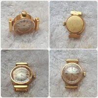 "Used Antique OMEGA watch pure gold 18k "" in Dubai, UAE"