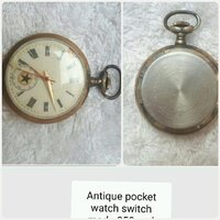 "Used Swiss made Antique pocket watch "" in Dubai, UAE"