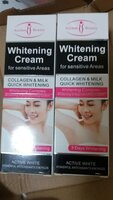 Used Whitening Cream in Dubai, UAE