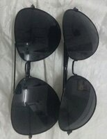 Used Sunglasses Black in Dubai, UAE