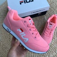 Used Fila shoe, pink,size 39 in Dubai, UAE
