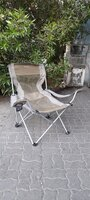 Used Sports ground chair available 1 pcs Big in Dubai, UAE
