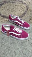 Used Vans off the wall shoes size 44 new in Dubai, UAE