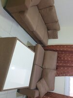 Used 7seater sofa with table... in Dubai, UAE