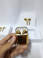 Used Gold Plated Airpods (2 Pieces) in Dubai, UAE
