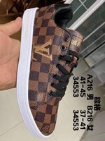 Used Louis vuitton, brown,size 43 in Dubai, UAE