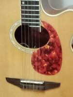 Used Classic acoustic electric guitar in Dubai, UAE