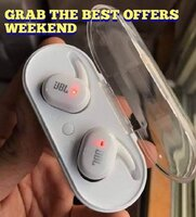 Used White color TWS 4 Earbuds in Dubai, UAE