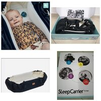 Used Brand New Sleep Carrier by Najell in Dubai, UAE