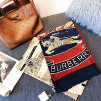 Used Burberry black scarf in Dubai, UAE