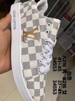 Used Louis Vuitton shoe,  size 44 in Dubai, UAE