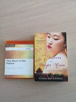 Used Moon in the Palace Duology Set Two Books in Dubai, UAE