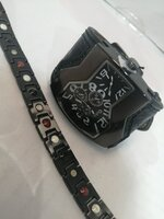 Used Bundel watch+bracelet ساعة Bundel + سوار in Dubai, UAE