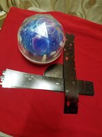 Used Rotating star projection lamp in Dubai, UAE