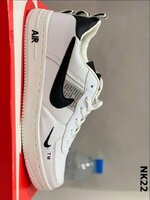 Used Nike shoe,white,size 43 in Dubai, UAE