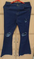 Used Girls jeans pant in Large size ! in Dubai, UAE