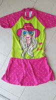 Used Swimming suit for girl 8-9 years in Dubai, UAE