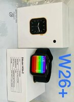 Used W26+ SMART WATCH in Dubai, UAE