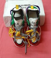 Used Unisex Star running shoes, 43 size ! in Dubai, UAE