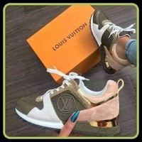 Used Louis vuitton sneakers, size 40 in Dubai, UAE