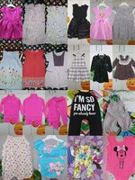 Used 19 pcs clothes 1 to 2y.o in Dubai, UAE