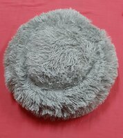 Used Handmade pet bed grey ! in Dubai, UAE