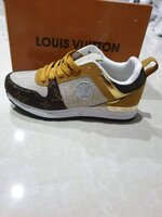 Used Louis vuitton shoe, size 39 in Dubai, UAE