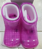 Used Foot soak massage boots pink color in Dubai, UAE