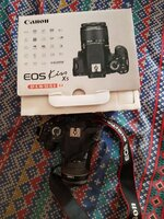 Used Canon kiss x5 (canon 600d) in Dubai, UAE