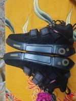 Used Rainbow sneakers shoes in Dubai, UAE