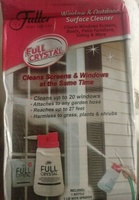 Used Glass cleaning spray bottle brand new in Dubai, UAE