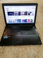 Used Asus laptop Slim and large screen in Dubai, UAE