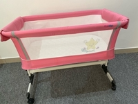 Used Baby girl bed  in Dubai, UAE
