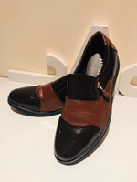 Used Men's shoes size 41/ 25,5 cm brown  in Dubai, UAE