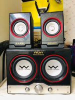 Used Speaker with 2 subwoofers  in Dubai, UAE